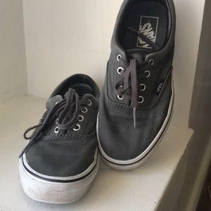 Vans Dark Grey Era Shoe